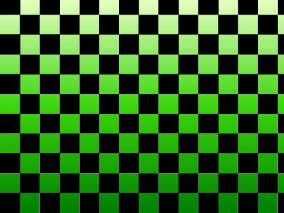 Black green square ppt backgrounds
