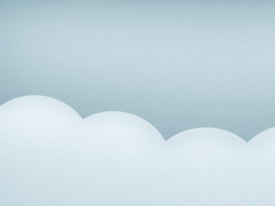 Abstract cartoon cloud art ppt backgrounds