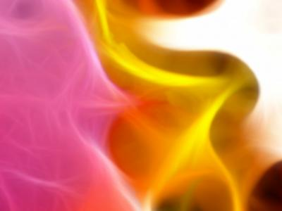Colorful curves rainbow waves ppt backgrounds