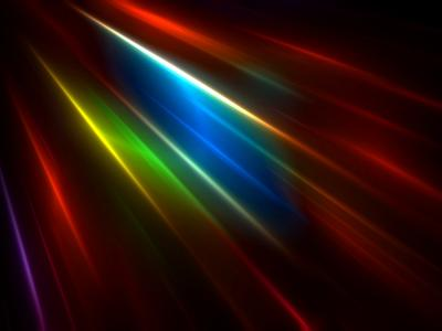 Coloured Flare ppt backgrounds
