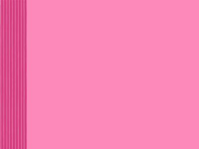 Multi Stripe Side Bar Pink ppt backgrounds
