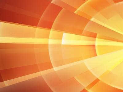 Orange Explosion ppt backgrounds
