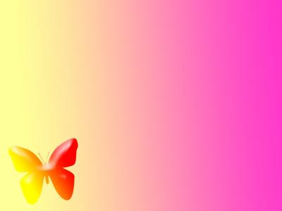 Butterfly ppt backgrounds