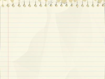 Notepad ppt backgrounds
