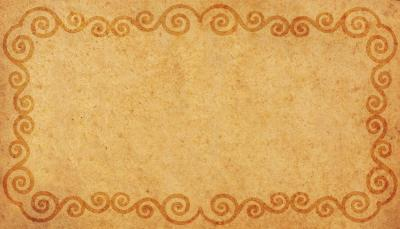 Old paper swirls texture border ppt backgrounds