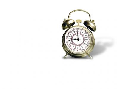  Small Alarm Clock ppt backgrounds