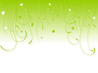 Green domination ppt backgrounds