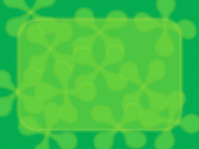 Shamrock ppt backgrounds