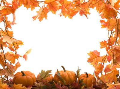 pumpkin ppt backgrounds