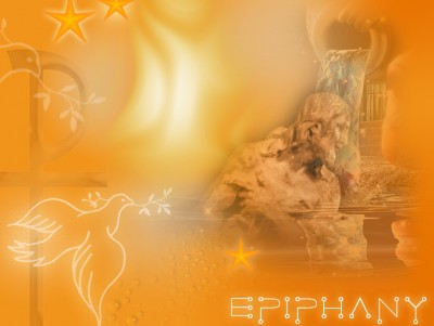 Happy Epiphany ppt backgrounds