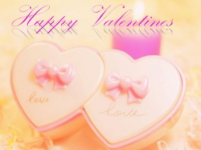 Happy Valentine Day Presentation ppt backgrounds