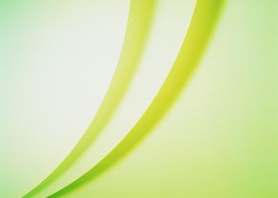 Pastel Green Curving Lines ppt backgrounds