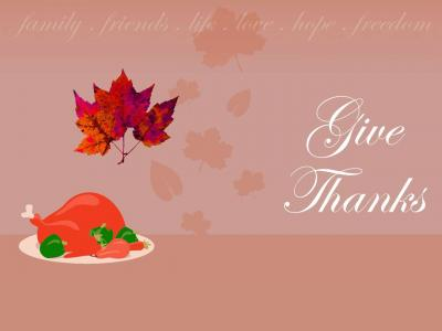Happy thanksgiving day ppt backgrounds