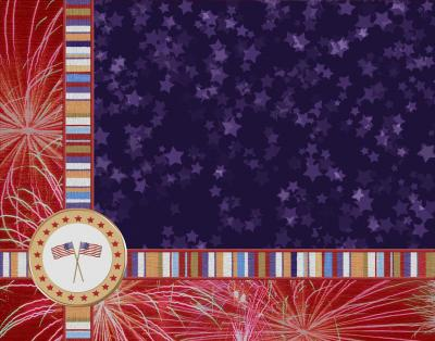 Fireworks ppt backgrounds