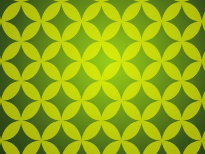 Seamless green leaves pattern ppt backgrounds